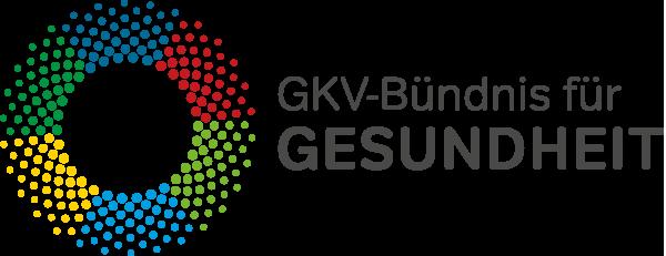 Logo GKV-Bündnis für GESUNDHEIT